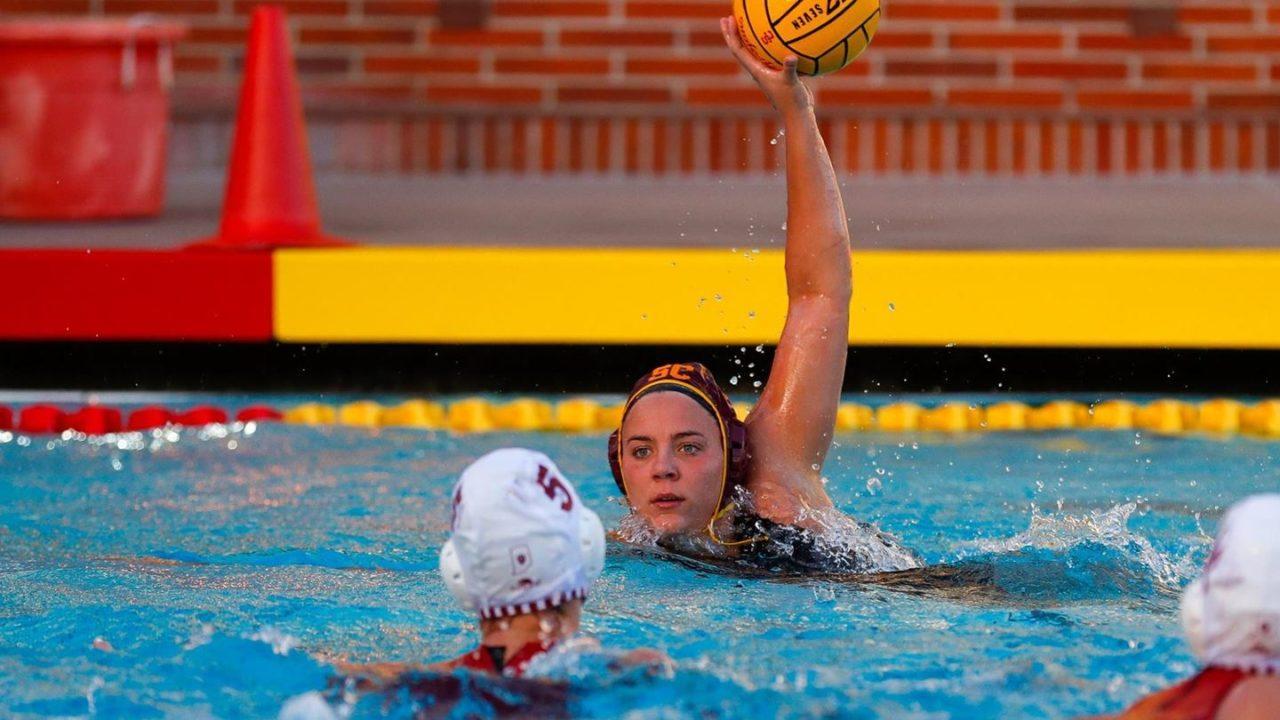 Four MPSF Teams Lead 10-Team NCAA Water Polo Field