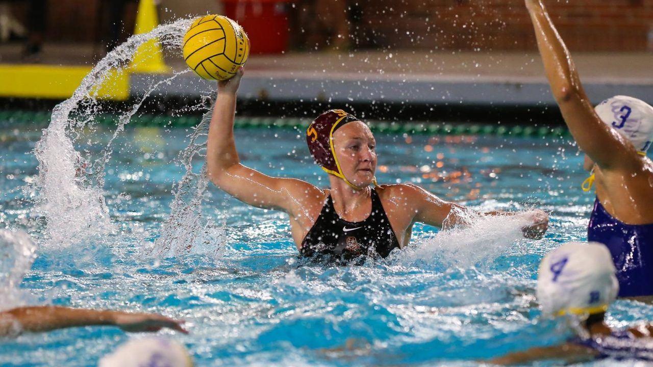 #1 USC Water Polo Takes Triton Invite Title with 10-3 Win Over #3 UCLA