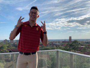 El colombiano Santiago Corredor regresa al portal de traspasos de la NCAA
