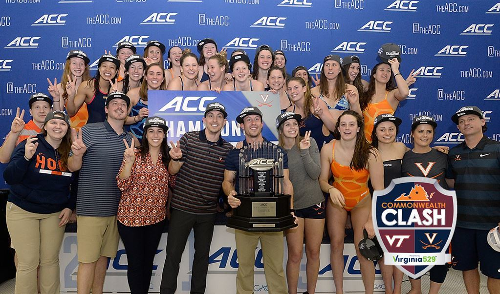 View the 2019 ACC Women's Swimming & Diving Pre-Selection Psych Sheets
