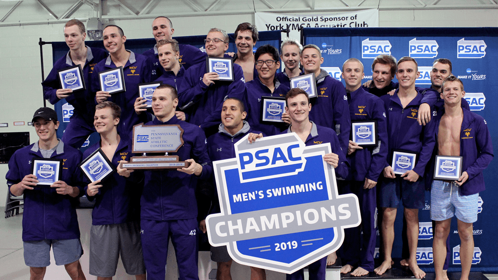 West Chester Sweeps PSAC Crowns for 13th-Straight Year