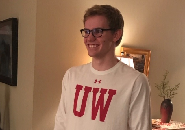 Wisconsin Earns Commitment from Billings Aquatic Club Miler Jack Leuthold