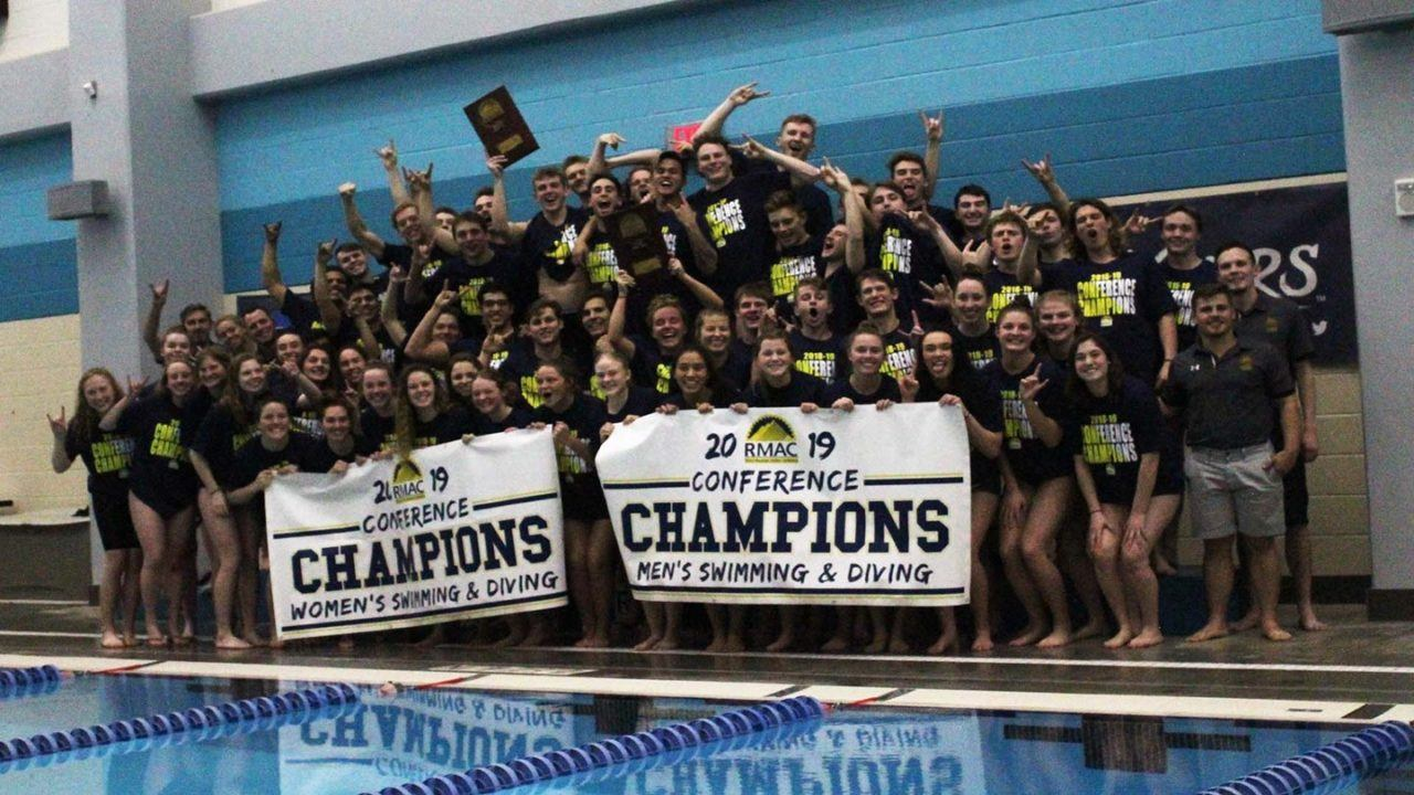 Colorado Mesa Wins RMAC Men's, Women's Titles As Men Set Points Record