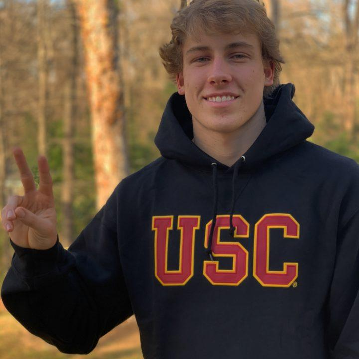 SwimMac Carolina's Hugh Svendsen Commits to USC For 2020-2021