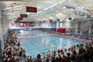 Miami Goes 1-2-3 in 100 Fly, Extends Lead on Day 2 of MAC Men's Champs