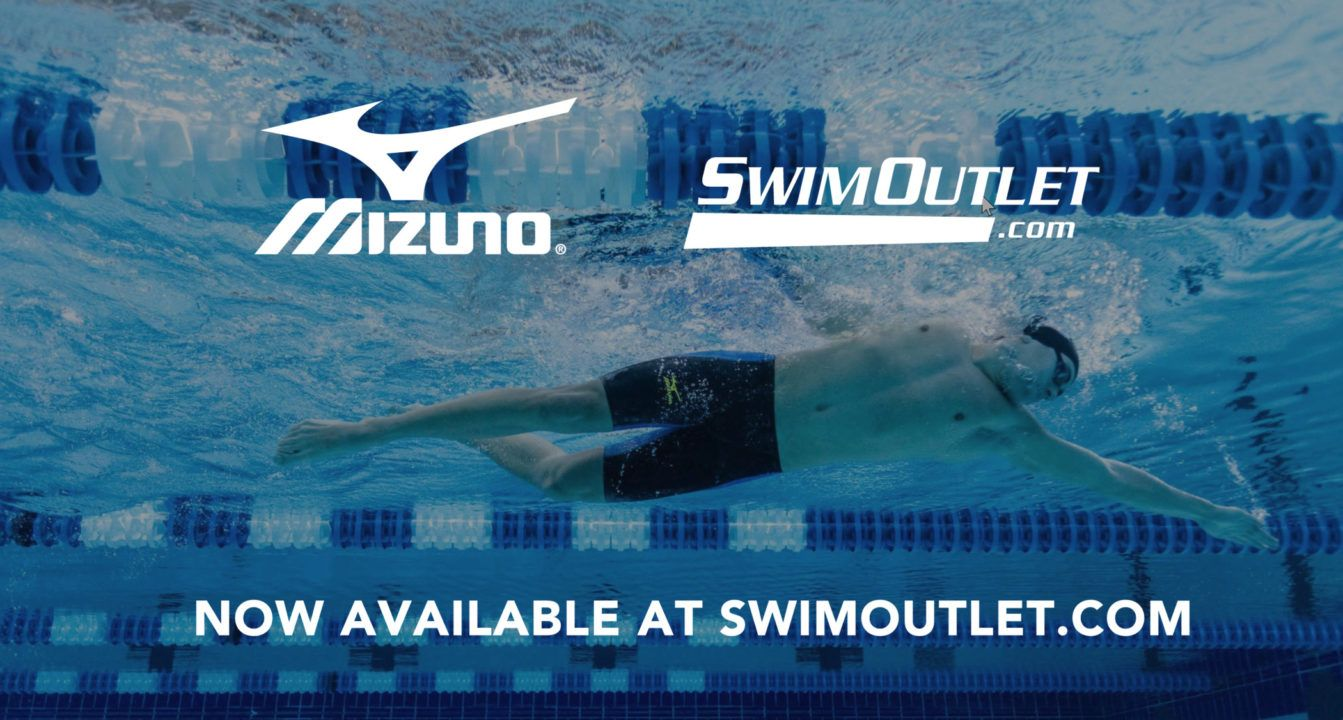 SwimOutlet.com Selected as Swim Retail Partner for Mizuno in the U.S.