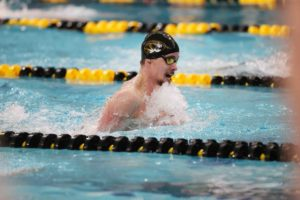 Mizzou Men Produce 3:06.35 in 400 Medley Relay on Day 2 of 2020 Mizzou Invite