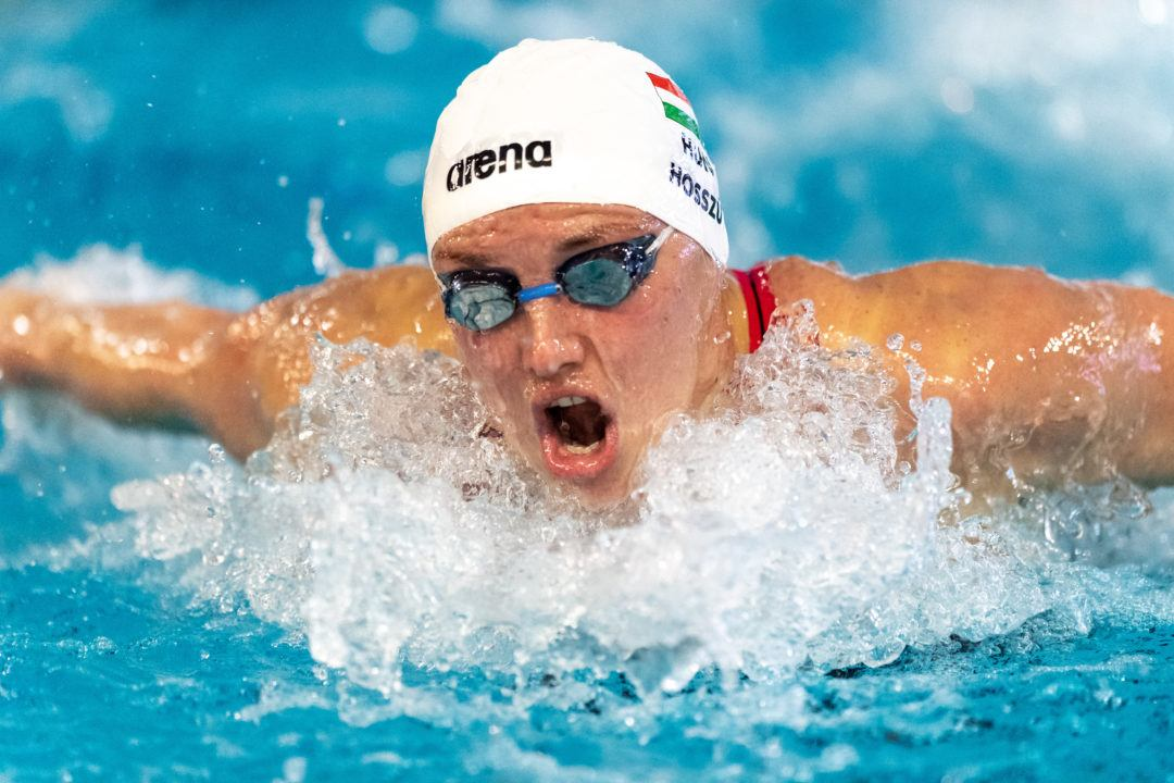 Hosszu Rocks 2:08.55 2IM, Goosen Upsets Proud In 50 Fly In Marseille