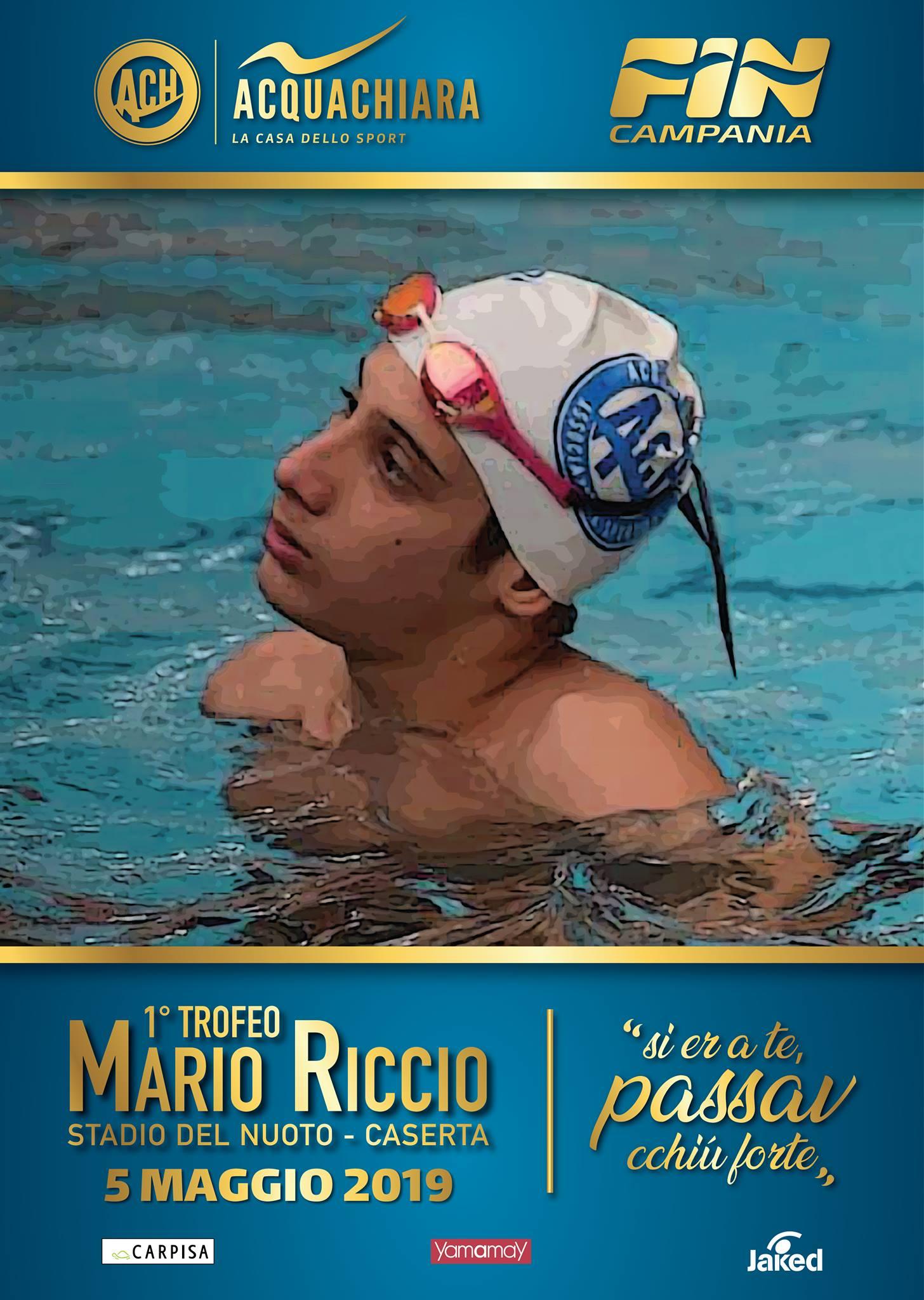014d2a68fddb La Società Acquachiara Ricorda Mario Riccio Nel Trofeo A Lui Dedicato