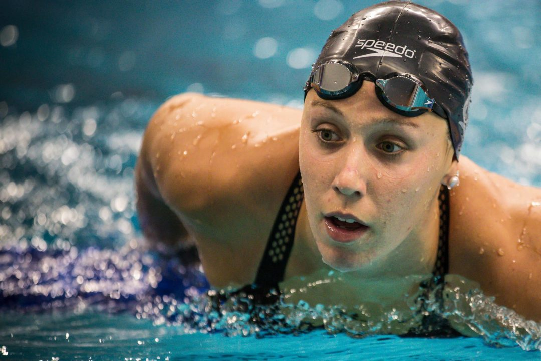 What was the Secret to Abbey Weitzeil's 20.90 50 Free? (Video)