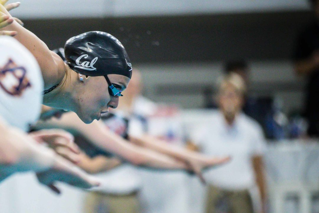 College Swimming Previews: #2 Cal Bears Cover Their Bases with Newcomers