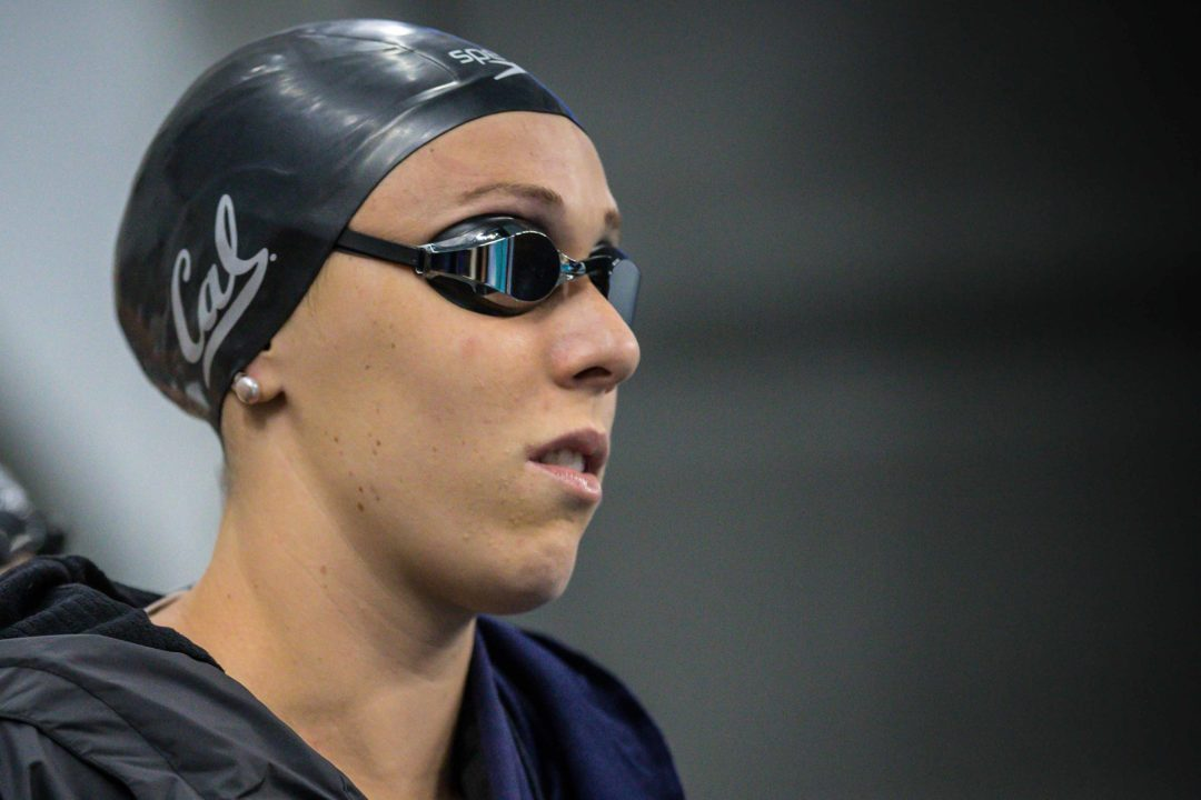 UPDATE: Weitzeil a DFS in 200 FR with Arm Injury, TBD for Rest of the Meet