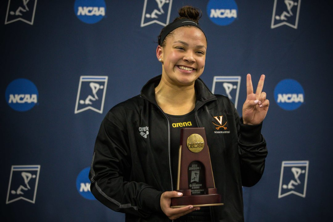SwimSwam Podcast: Alexis Wenger on the Lost NCAA Title, Black Lives Matter