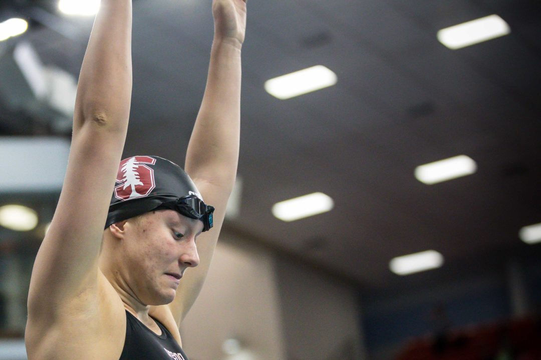 2020 Women's Pac-12 Championships: Day 4 Prelims Live Recap