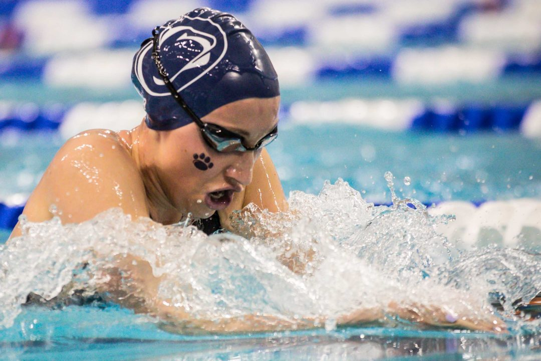 McHugh, Nickal Honored as Penn State Student-Athletes of the Year