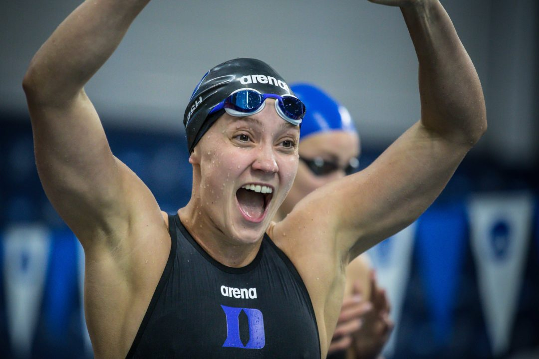 SwimSwam Podcast: Alyssa Marsh on Balancing Swimming at an Elite Level and Life