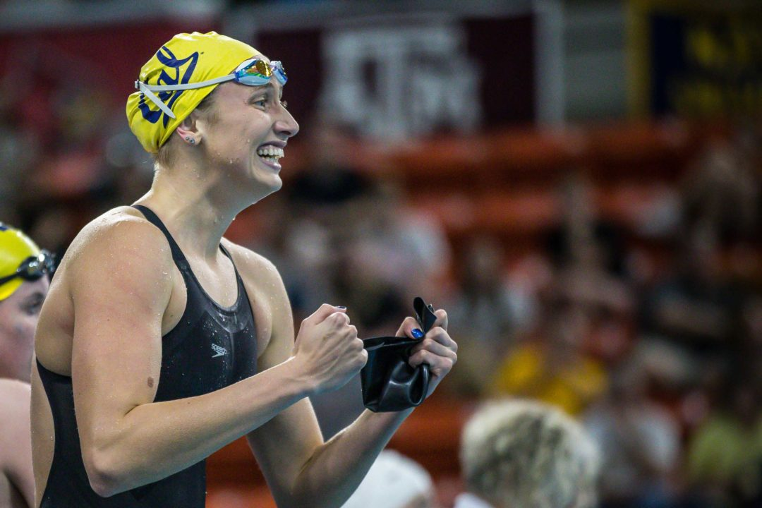 2019 W. NCAA Champs: Cal Racks Up Double Digit Finalists On Day 3