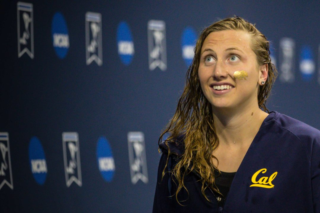 "Amy Bilquist: ""I wanted to be in the A-Final all 4 years"" (Video)"