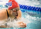 59-Second Breaststroker Andrea Podmanikova is Transferring from SMU to NC State