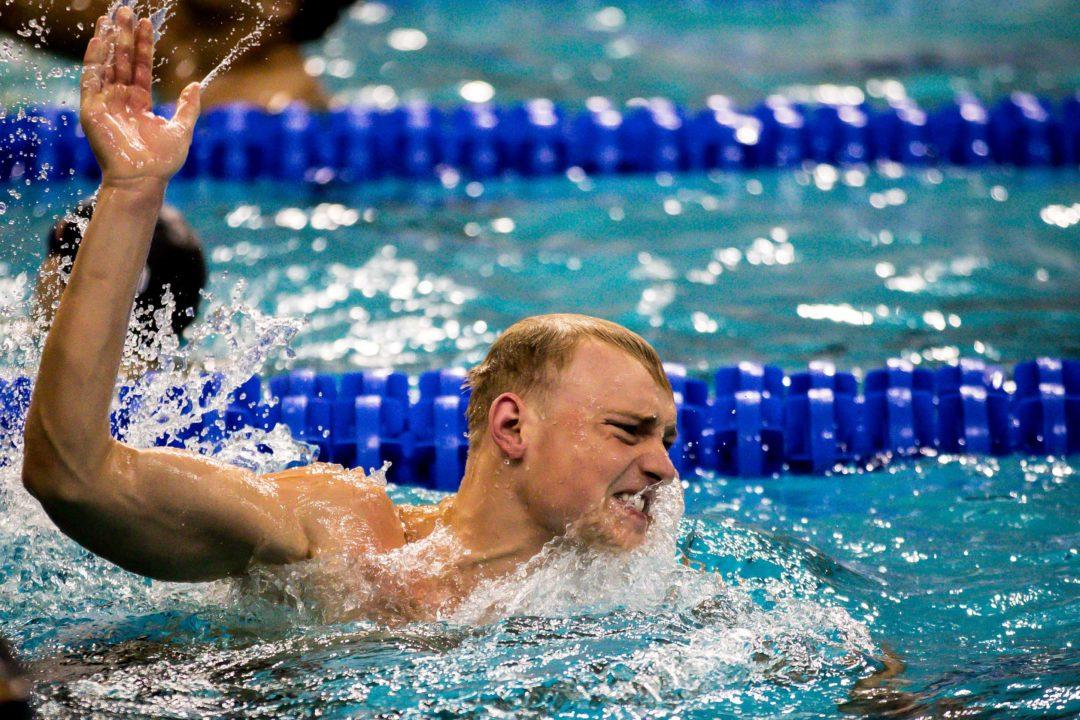 2019 Swammy Awards: NCAA Male Swimmer of the Year – Andrew Seliskar
