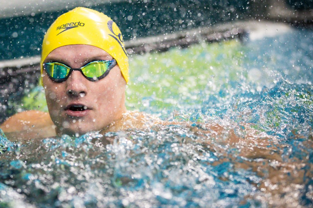 2019 Men's NCAA Championships: Cal Leads Day 3 With 8 A-Final Swims