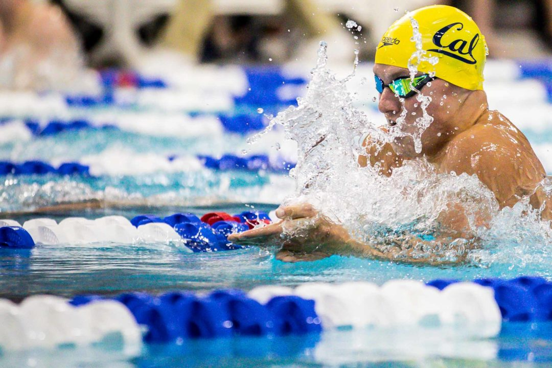 WATCH: Andrew Seliskar Pops 1:38.1 in 200 IM