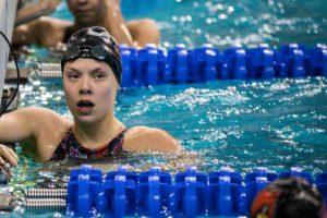 Hopkin Added To British Swimming's 2020/21 Performance Squad