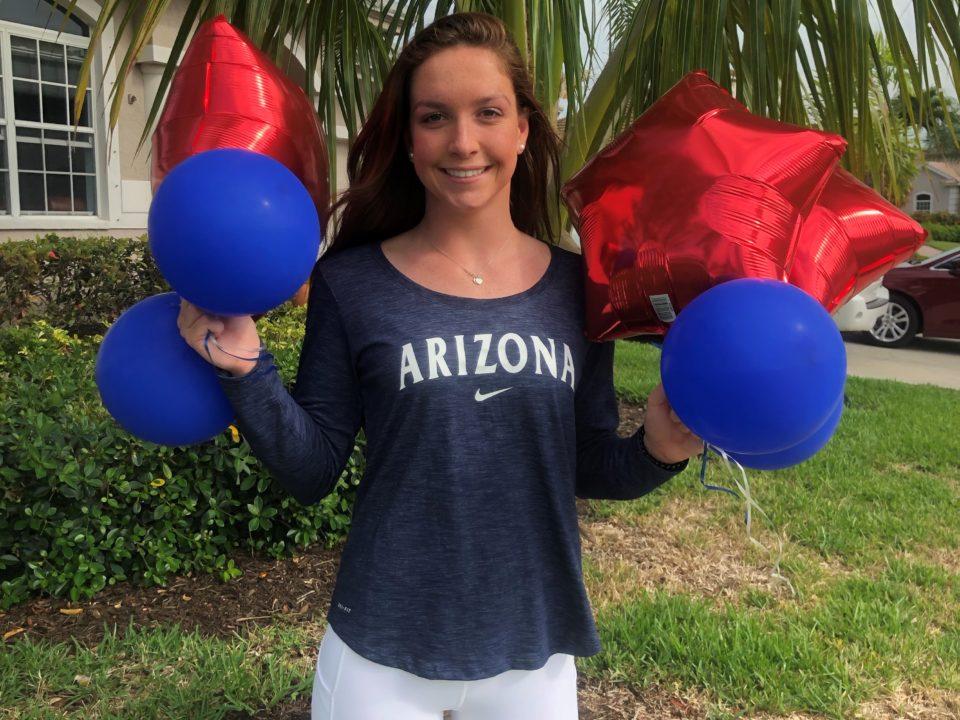 2x Florida Class 1A Runner-up Maddy Burt Verbally Commits to Arizona