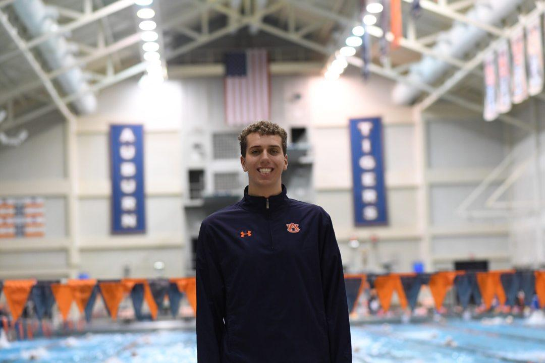 Virginia 5A Record-holder Sam Oliver Makes Verbal Commitment to Auburn