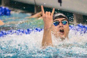 Katz's 1:40, Zettle's 8:48, Highlight Texas Men's Senior Day Win Over SMU