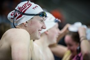 Bailey Andison Becomes Canada's #2 Performer All-Time in the 200 IM  – 2:09.99