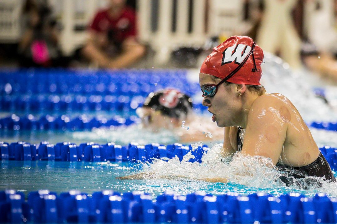 2019 W. NCAAs: Beata Nelson Drops 2nd-Fastest 200 IM in History