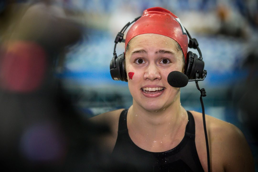 Beata Nelson Explains Difference-Making Breaststroke Transformation (Video)