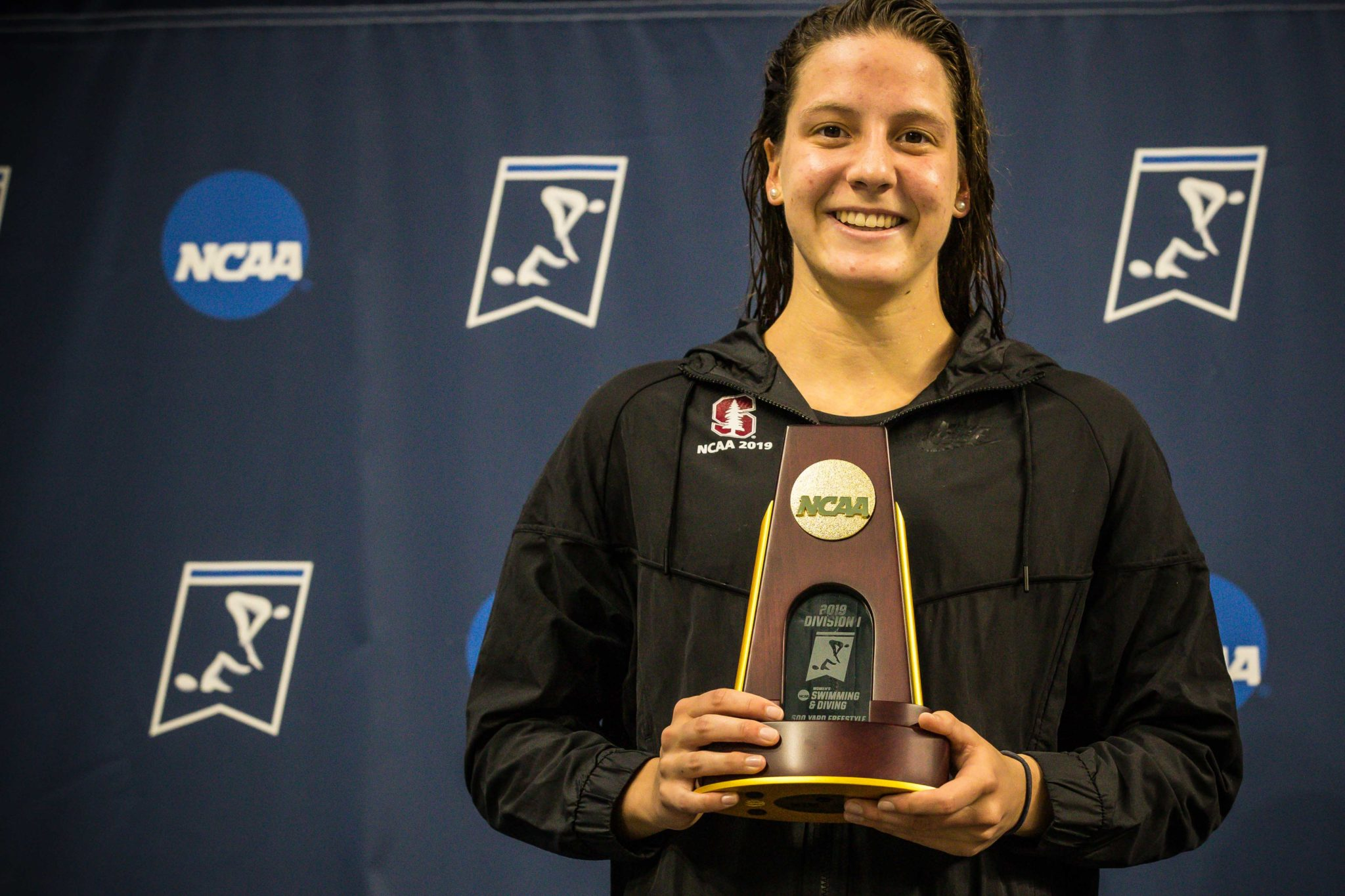 Stanford's Brooke Forde Named PAC-12 Scholar-Athlete of the Year