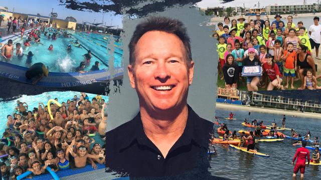 WP All-American Buc Buchanan Creates Prevent Drowning Foundation