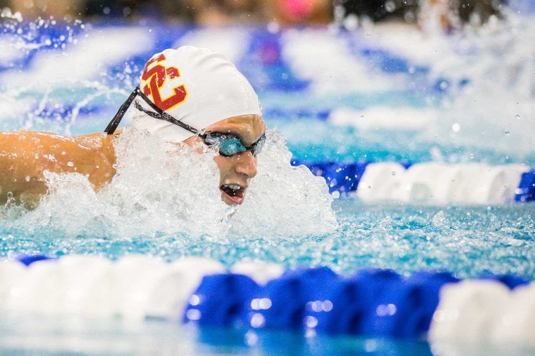 Caitlin Tycz Transferring From USC to Yale