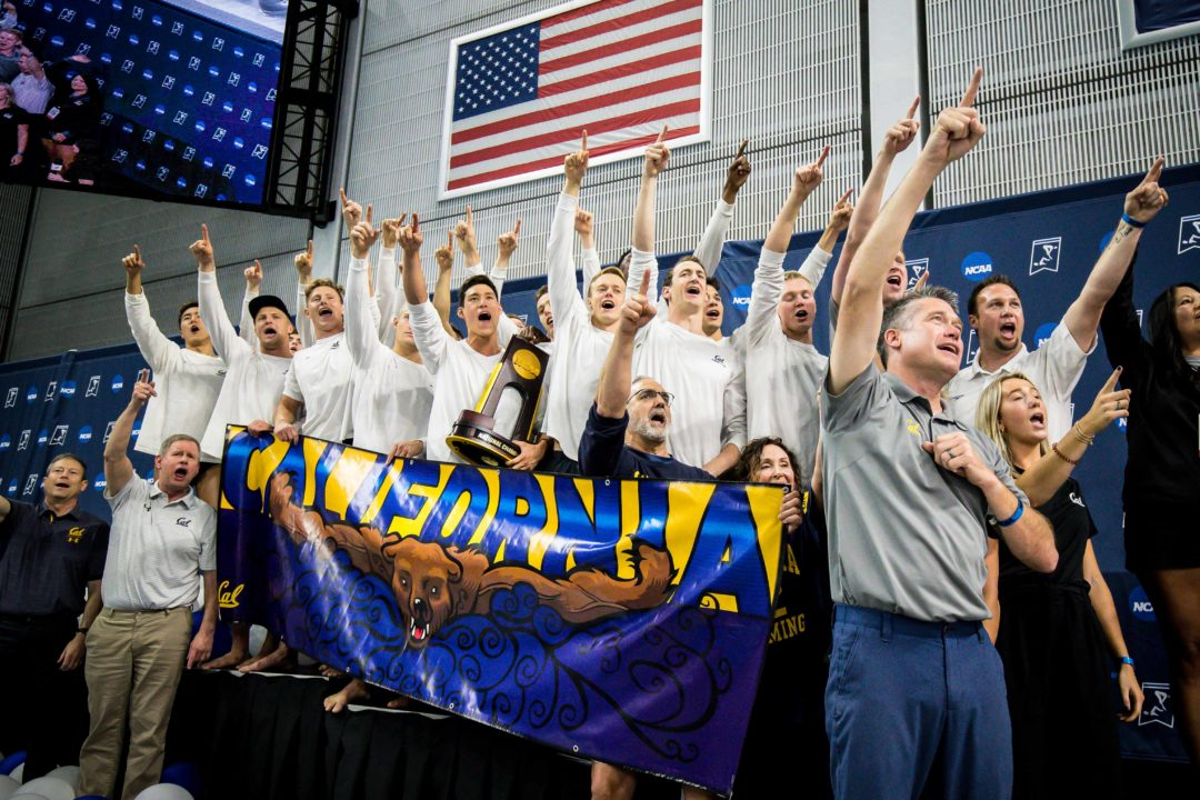 2019 NCAA Men's Championships: Final Scoring Summary