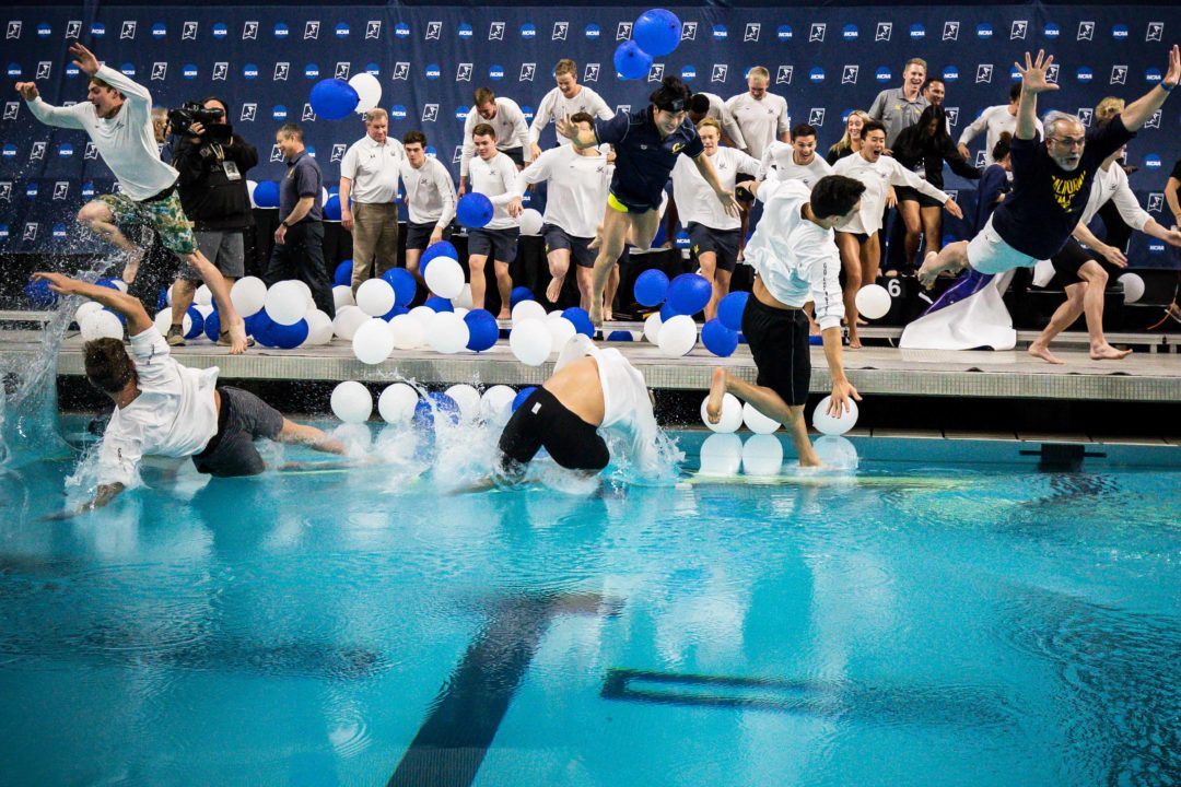 2019 Men's NCAA Championships: Top 4 Team Celebration Photo Vault