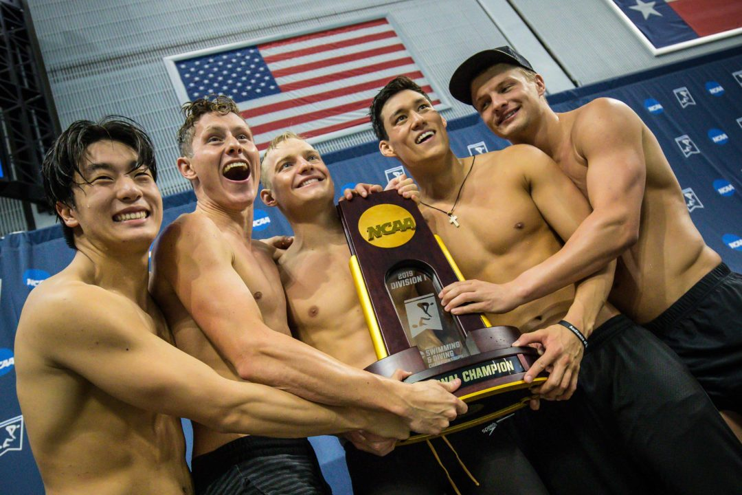 Greensboro Expected to Replace Iowa City as Hosts of 2021 Men's NCAA Swimming & Diving Championship Meet