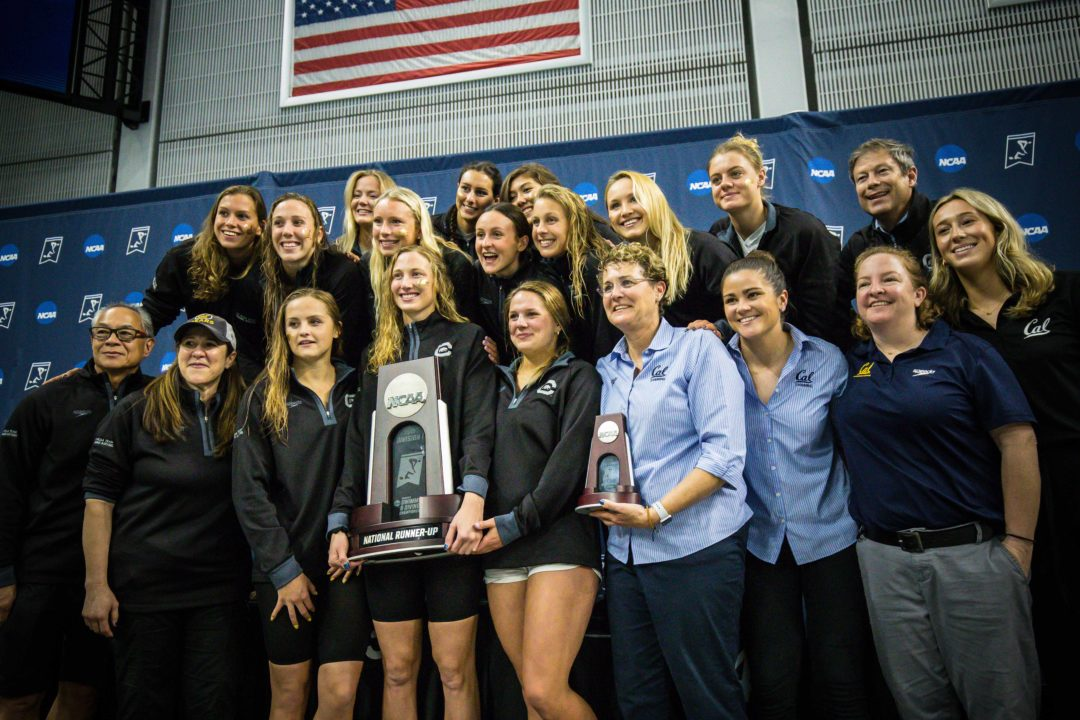 Cal Women's Assistant Coach Sarah Dunleavy Leaving Swimming