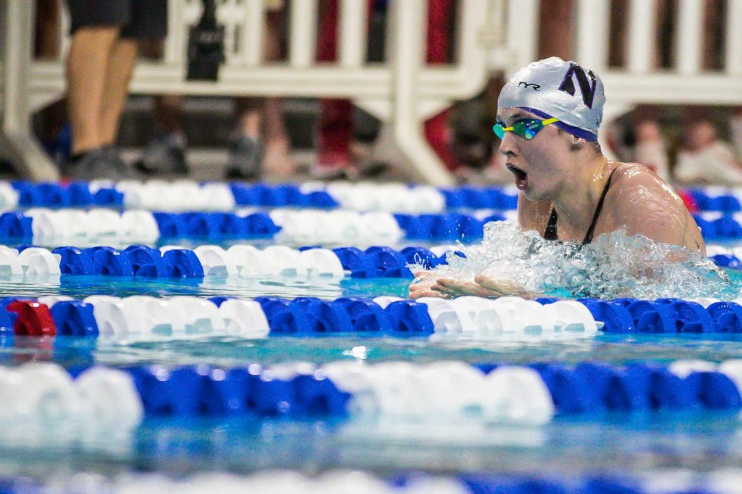 Northwestern Women Take Down Arizona, NAU; Arizona Men Defeat Northwestern