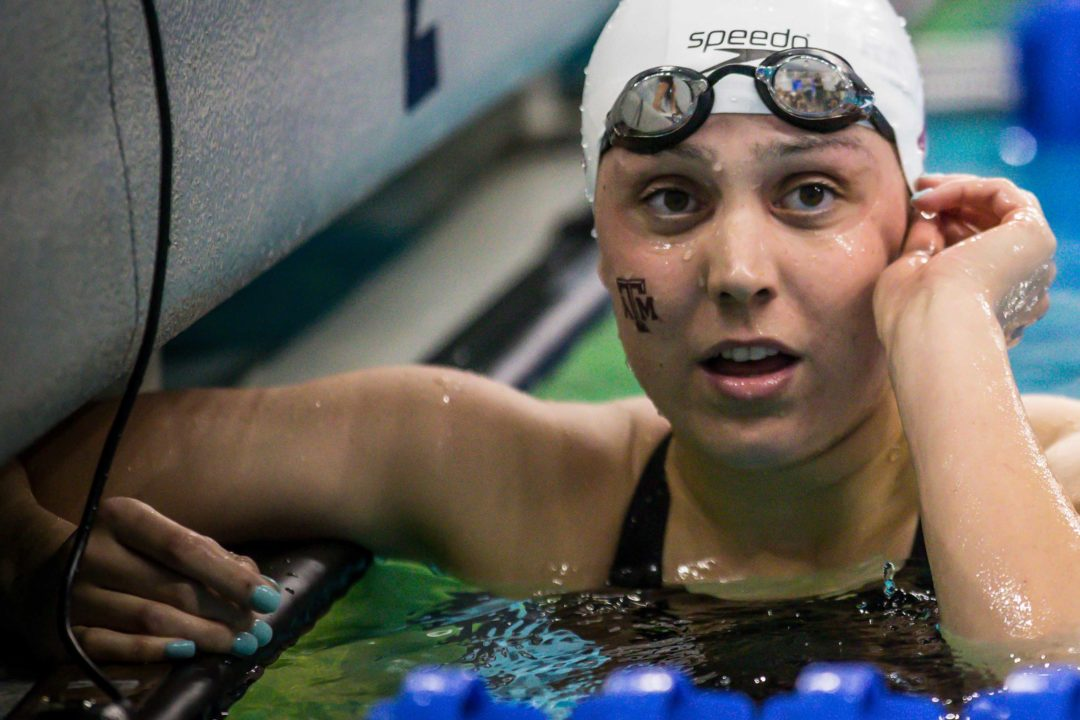 No Katie Ledecky for Trident at US Derby; Rule and Rasmus Join Roster