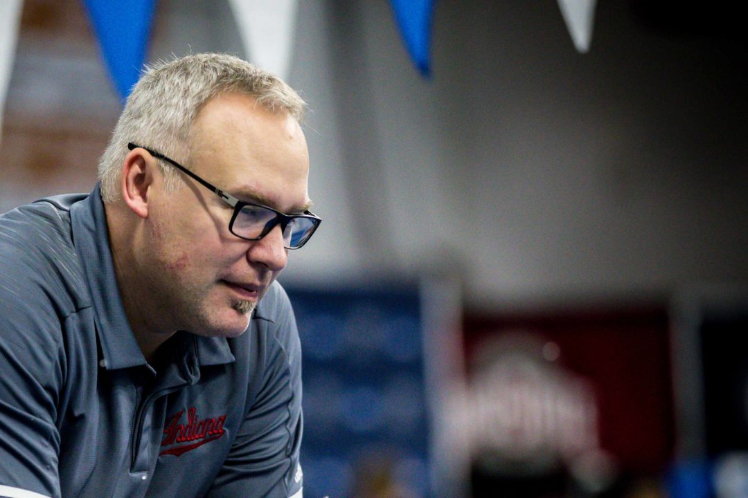 Alabama Hires IU's Coley Stickels As New Head Swim & Dive Coach