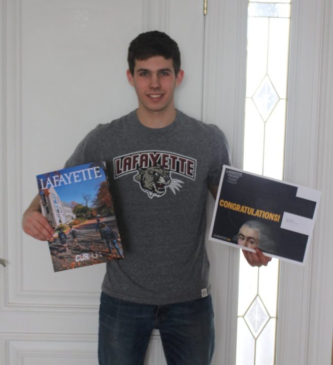 Canadian Recruit Dylan Phee Chooses Lafayette College
