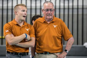 Texas Maintains Women's & Men's #1 Ranks In January CSCAA Polls
