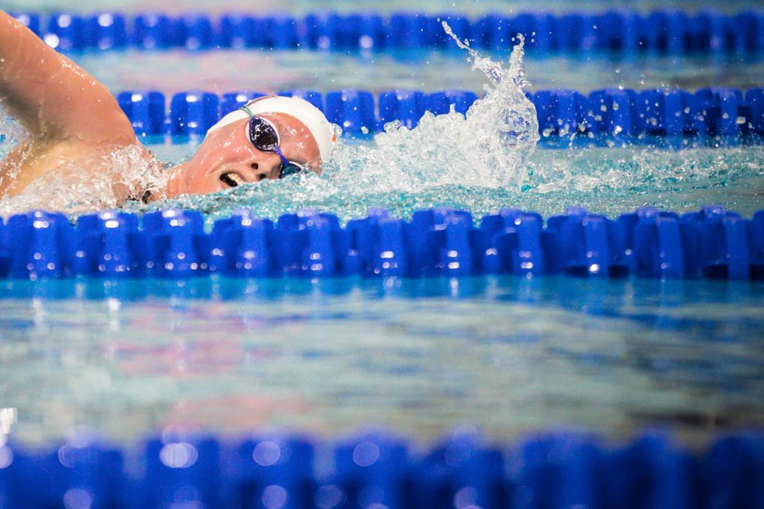 Auburn's Emily Hetzer Talks Sophomore Season and Training (Video)