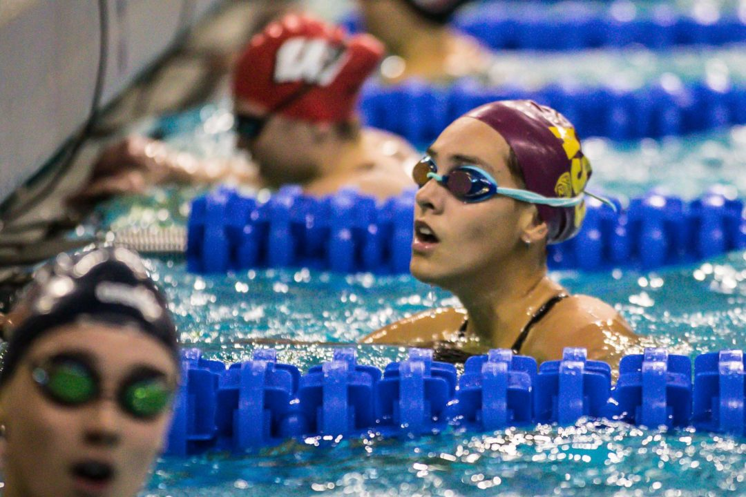 ASU's Emma Nordin and Cierra Runge Push Each Other To Higher Goals (Video)