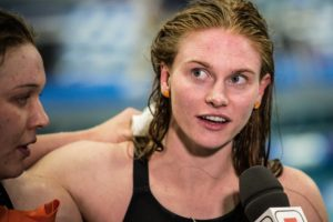 Erika Brown Swims PR in 100 Free, Becomes 4th-Fastest American This Season