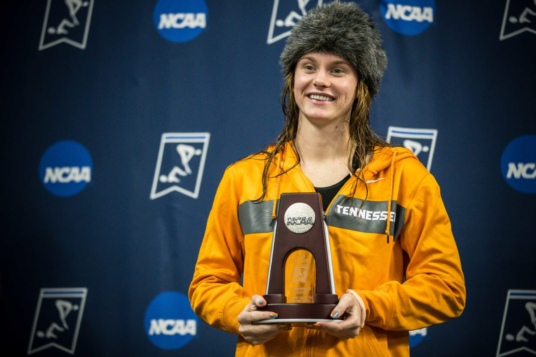 College Swimming Previews: Peaking At The Right Time Is Key For #5 Tennessee