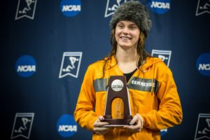 2020 Swammy Awards: NCAA Female Swimmer of the Year, Erika Brown